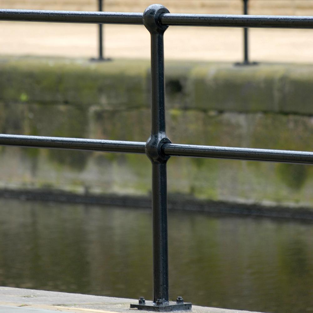 Bridgewater Ductile Iron 2 Rail