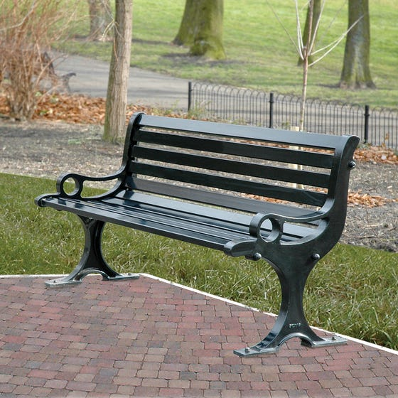 Lakeside 'Anti Vandal' Seat