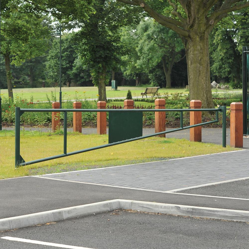 Swing Gate Parking Barrier