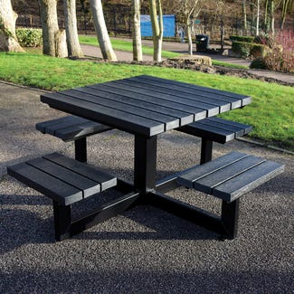 Bridgend Picnic Bench - Square