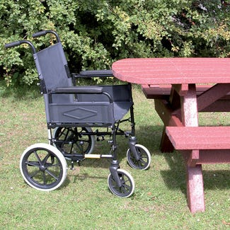 Sneyd Hill Picnic Unit with Wheelchair Access