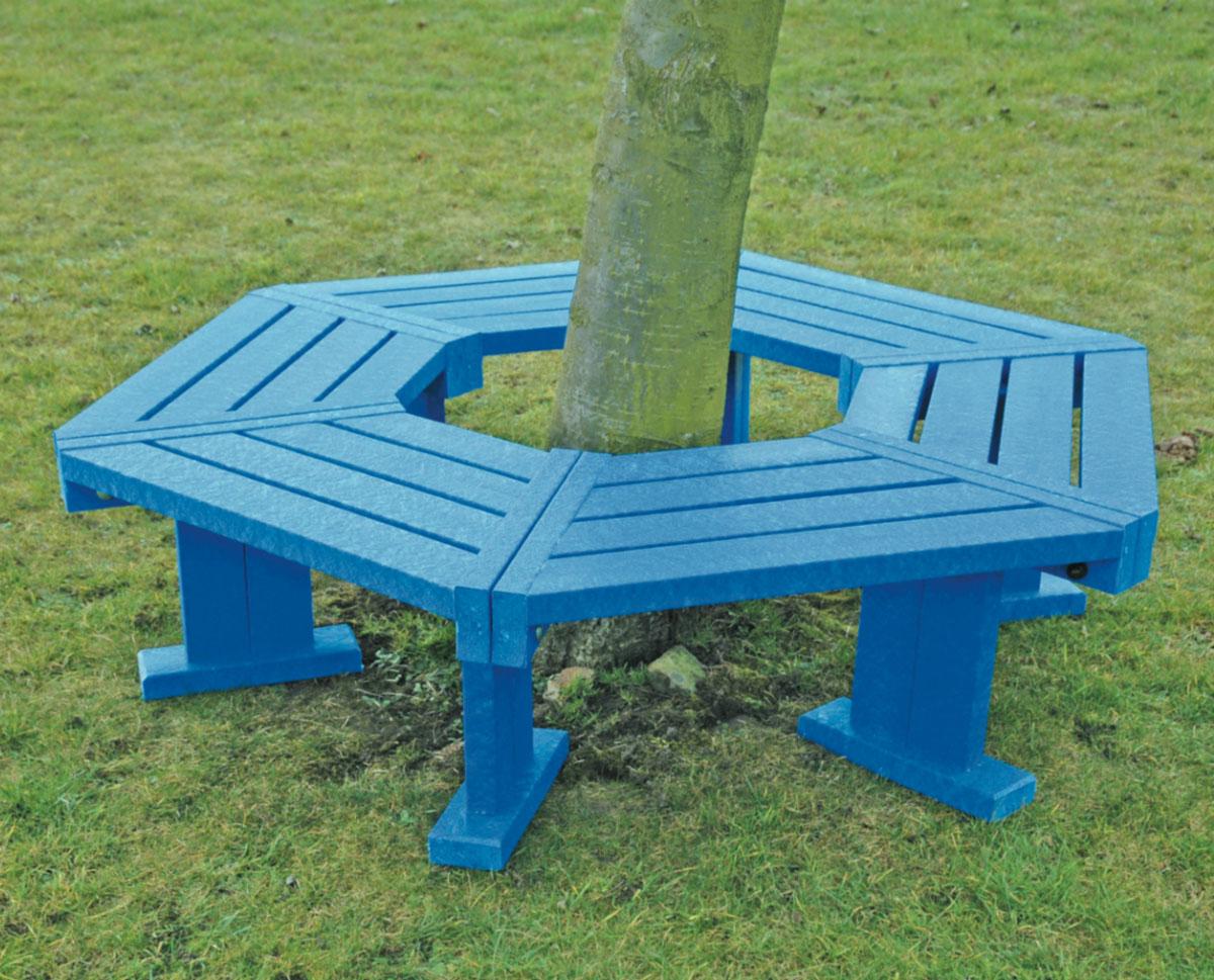 Beamish Tree Seat