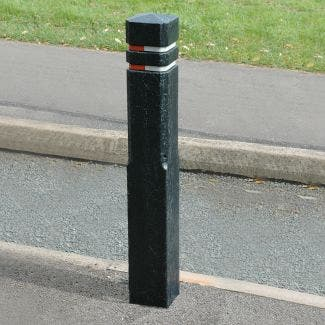 Aldridge Invincible Recycled Plastic Bollard
