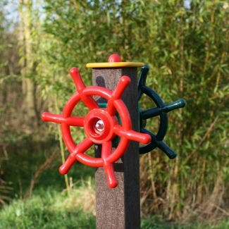 Steering Wheel Post